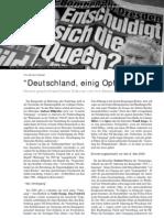 Deutschland, einig Opferland LOTTA #19