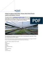 Global Greenhouse Horticulture