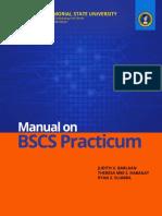 BSCS Practicum Manual