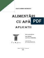 Alexandru Manescu-Alimentari cu apa aplicatii.pdf