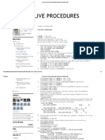 Solaris Live Procedures_ Svm Root Mirroring