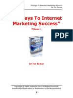 30daystointernetsuccess-vol1