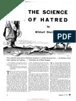 The Science of Hatred - Mikhail Sholokhov