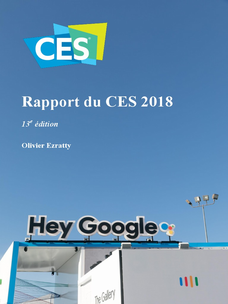 Rapport CES 2018 Olivier Ezratty 312fad068564