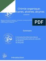 UE1 - Chimie Organique - 24%2F08%2F2017