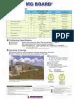 Brochure Rockwool TOMBO Board 2015