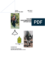 Fm 7 22 7 non commissioned officer corporal fandeluxe Choice Image