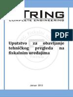 Uputstvo za obavljanje tehničkog pregleda na fiskalnim uređajima.pdf