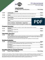 Wt Agenda Template 2010