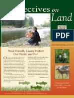 Wood River Land Trust Newsletter Summer 2007