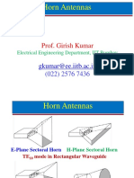 Horn Antennas Part 1
