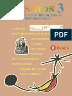 Cosmos 3 Geografia e Historia 3º BUP Bruno