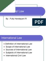 Phi International Law