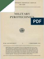 TM 9-1981, Military Pyrotechnics 1943)