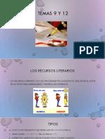 Temas 9 y 12 lengua 1ºeso.pptx