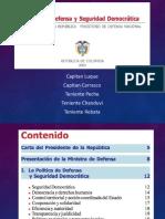 Exposicion Libro Blanco Defenza Colombia