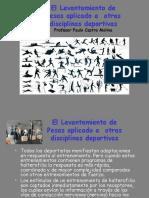 Metodología Del Lev. de Pesas
