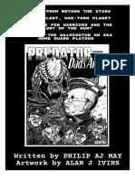 Predator vs Dad's Army