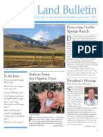 Wood River Land Trust Newsletter Spring 2006