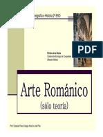 El Románico (Teoría)