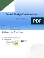 Gasket Design Fundamentals v1.2