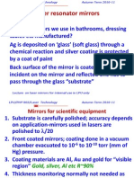 14435 Laser Mirrors