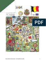 Cuaderno de viaje Bélgica 2018