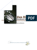Zh Handbook for Life