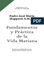 Hupperts - Fundamentos y Practica de la Vida Mariana