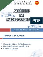 Analisis de Medicamentos 18-10-2017