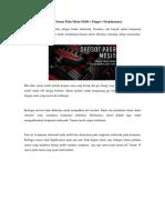 Daftar 19 Sensor Pada Mesin Mobil