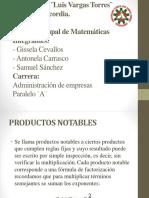 Diapositiva de Matematicas