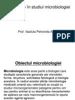 introducere microb