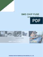 SMD Fuse Code Catalog