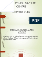 Library Study of PHC
