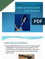 Sistema de Inyeccine