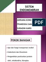 Sistem Endomembran Ppt