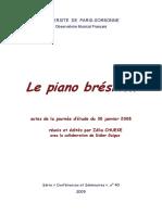 Le Piano Bresilien