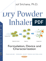 Dry Powder Inhalers