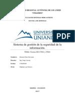 NORMAS ISO 27001 y 27002