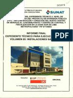 File 06 Volumen 05 - Instalaciones Sanitarias - Tomo 1