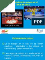 3 Especializacion Precoz PDF