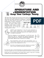 Temperature and Fermentation - Keep Your Carboys Toasty