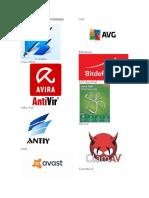 25 Antivirus de Computadora