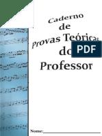 Provas Teoricas 2016 Do Professor