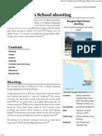 Douglas High School Shooting - Wikipedia