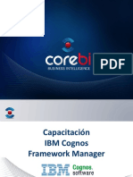 Material - IBM Cognos Framework Manager