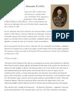 Assassination of Tsar Alexander II Reading 2018.pdf