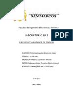 laboratorio 5 ELECTRONICOS