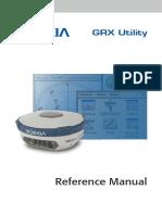 GRX Utility Manual de Referencia